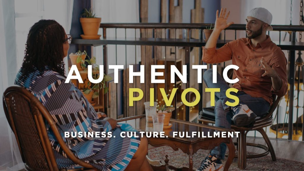 authentic pivots